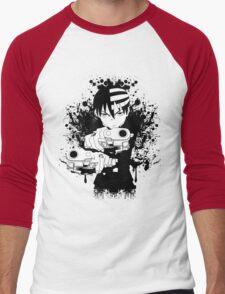 Death The Kid - Soul Eater Men's Baseball ¾ T-Shirt
