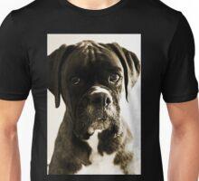 Luthien's Portrait In Sepia -Boxer Dogs Series- Unisex T-Shirt
