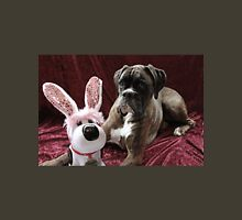 You Can't Fool Me... It's Not The Easter Bunny - Boxer Dogs Series Unisex T-Shirt
