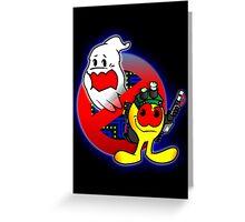 GB PACk-MAN (Phase) v.2b Greeting Card