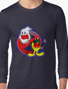 GB PACk-MAN (Phase) v.2b Long Sleeve T-Shirt