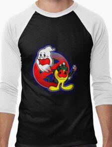 GB PACk-MAN (Phase) v.2b Men's Baseball ¾ T-Shirt