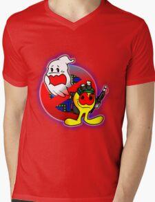 GB PACk-MAN (Phase) v.2b Mens V-Neck T-Shirt