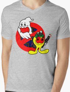GB PACk-MAN v.2b Mens V-Neck T-Shirt