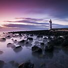 Mmmmm....... Nice Light! - Port Fairy, Victoria by Liam Byrne
