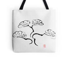Simple Bonsai Sumi Tote Bag