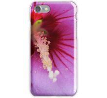 Fuchsia Rose of Sharon iPhone Case/Skin