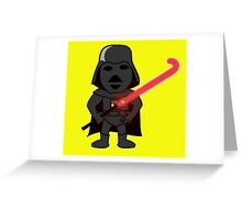 Darth! Greeting Card