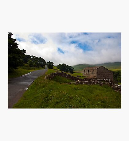Along the Rural Road Photographic Print