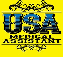 USA MEDICAL ASSISTANT by fancytees