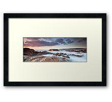 Smiths Beach - Yallingup  Framed Print