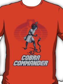 Cobra Commander T-Shirt
