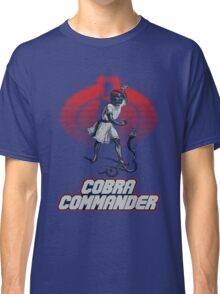 Cobra Commander Classic T-Shirt