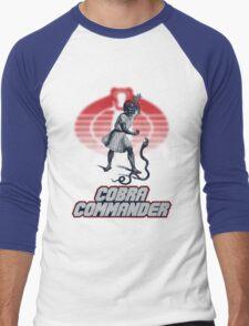 Cobra Commander Men's Baseball ¾ T-Shirt