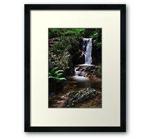 Torrent, Liro Valley V Framed Print