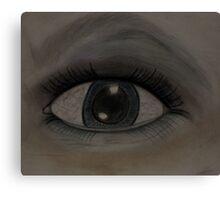 Emotional Eye.... Canvas Print