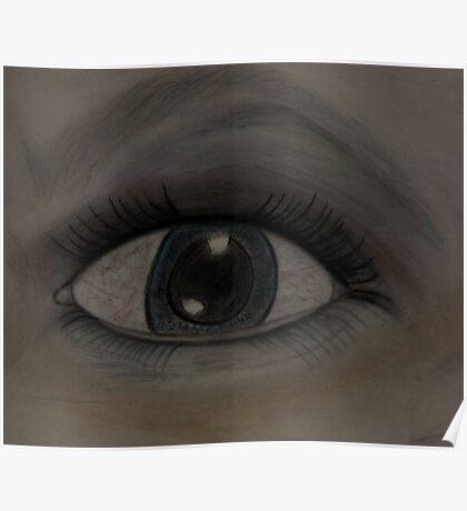 Emotional Eye.... Poster