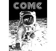 Come back to the Moon Photographic Print