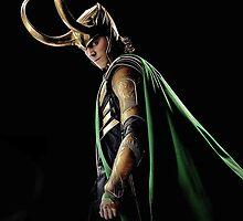 Loki by izztoh