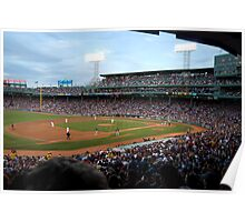 Fenway Park at Dusk Poster