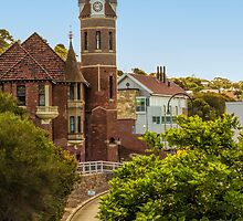 Old Post Office, Albany, Western Australia #2 by Elaine Teague