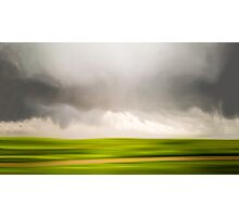 Stormy May Day Photographic Print