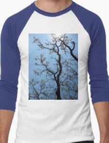 Towards The Light Men's Baseball ¾ T-Shirt