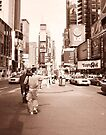 Times Square... by Christina Rodriguez