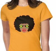 Jamaica Love Womens Fitted T-Shirt