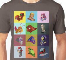 MOTU heads shirt Unisex T-Shirt