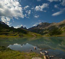 a lake ... by rdalpes
