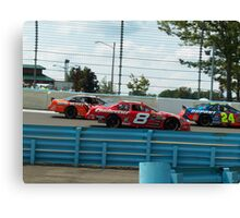 Watkins Raceway Canvas Print