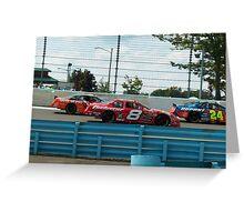 Watkins Raceway Greeting Card