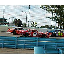 Watkins Raceway Photographic Print