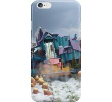 Dudley Do-Right's Ripsaw Falls iPhone Case/Skin