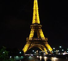 Eifel Tower by Natasha D