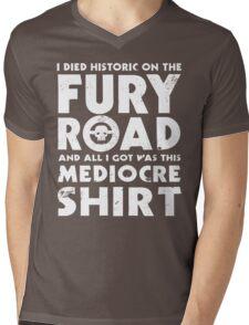 Mediocre Shirt Mens V-Neck T-Shirt