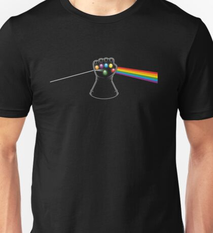 Dark Side of Infinity Unisex T-Shirt