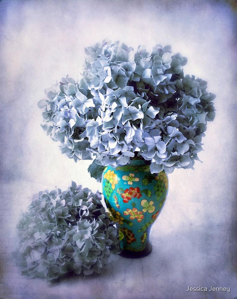 Cloisonné  by Jessica Jenney