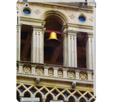 Bell Tower on Country Club Plaza iPad Case/Skin
