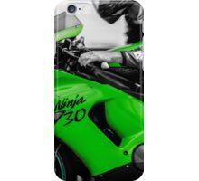 Kawasaki Ninja iPhone Case/Skin