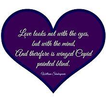 Shakespeare Love by mrsthornton