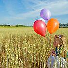 Summer Field by Maria Dryfhout