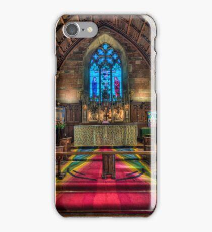 Evening Prayer iPhone Case/Skin