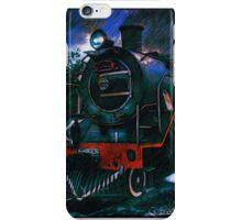 .....train iPhone Case/Skin