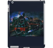 .....train iPad Case/Skin