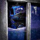 Chew's Garage by Steve Leath