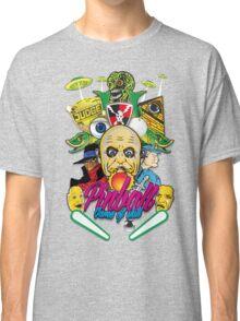 Pinball, Game of skill Classic T-Shirt
