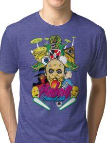 Pinball, Game of skill Tri-blend T-Shirt