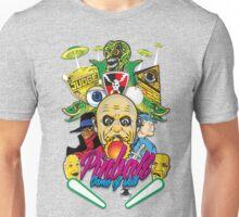 Pinball, Game of skill Unisex T-Shirt